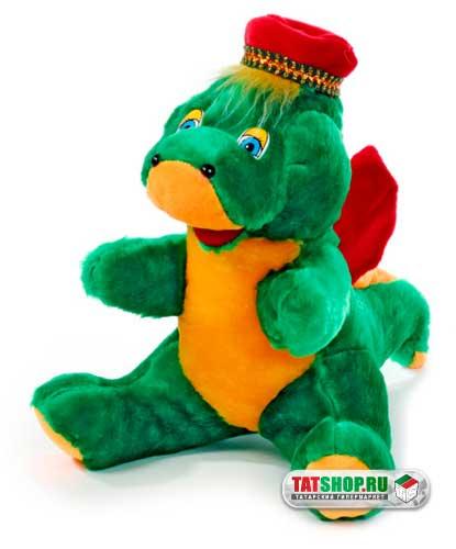Мягкая игрушка «Зилантик» (35 см)