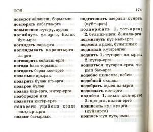 Школьный татарско-русский и русско-татарский словарь Image 3
