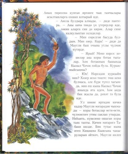 Маугли (на татарском языке) Р.Киплинг Image 3
