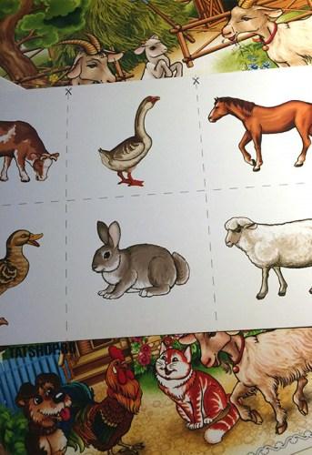 Дидактические карточки. Кто что любит? Image 3