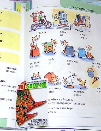 Иллюстрированный татарско-русский тематический словарь Image 6