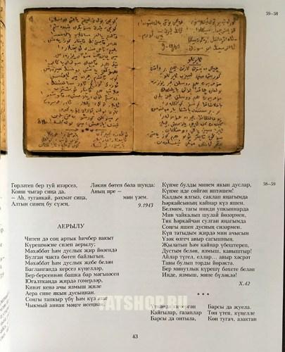 Моабитские тетради. Факсимильное издание на двух языках. (Муса Джалиль) Image 3