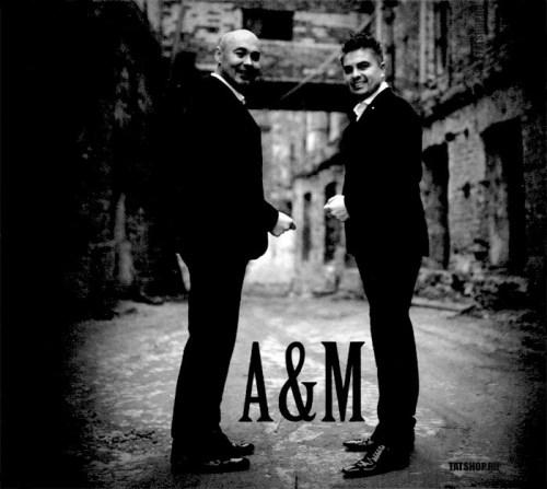 CD. A&M. Артур Минхажев и Марат Галимов. Image 0