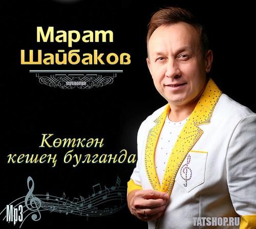 MP3. Марат Шайбаков. Көткән кешең булганда Image 0