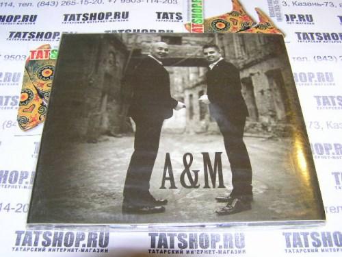 CD. A&M. Артур Минхажев и Марат Галимов. Image 3